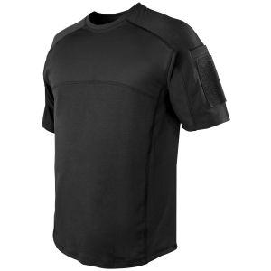 Condor maglietta da combattimento Trident in nero