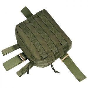 Flyye custodia accessori cosciale con attacchi MOLLE in Ranger Green