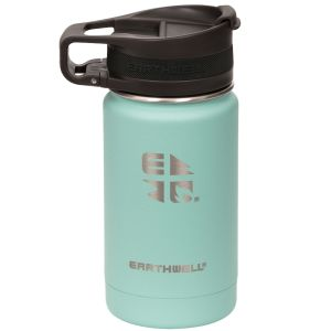 Earthwell borraccia Roaster Loop da 355 ml in Aqua Blue