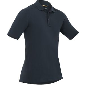 First Tactical maglietta uomo stile polo a manica corta con tasca per penna in Midnight Navy