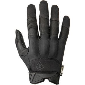 First Tactical guanto con nocche rigide uomo in nero