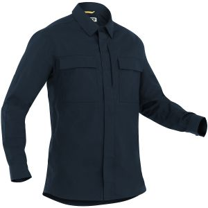 First Tactical camicia BDU Specialist a maniche lunghe uomo in Midnight Navy