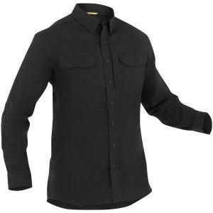 First Tactical camicia BDU Tactical a maniche lunghe uomo in nero