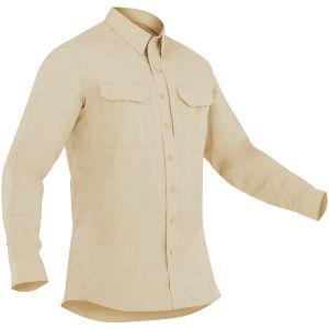 First Tactical camicia BDU Specialist a maniche lunghe uomo in kahki