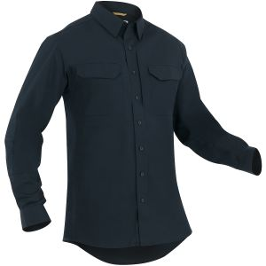 First Tactical camicia BDU Tactical a maniche lunghe uomo in Midnight Navy