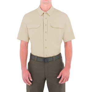 First Tactical camicia BDU tattica Specialist a mezza manica uomo in kahki