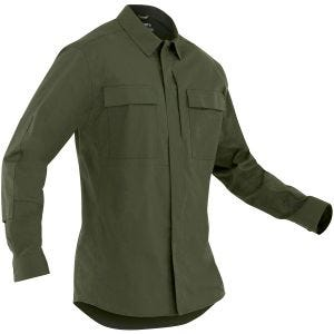 First Tactical camicia BDU Tactix a maniche lunghe uomo in OD Green