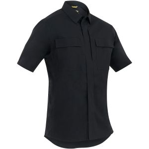 First Tactical camicia BDU Tactix manica corta uomo in nero