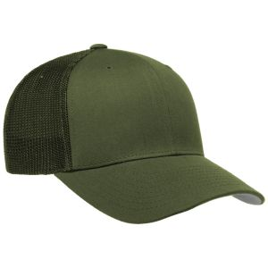 Flexfit Mesh Trucker Cap Buck