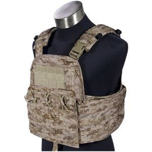 Flyye Plate Carrier compatto Field Compact AOR1