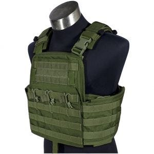 Flyye Plate Carrier compatto Field Compact in Olive Drab