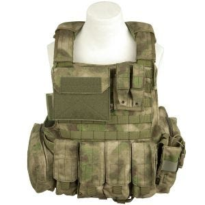 Flyye gilet multitasca Force Recon ver. Land in A-TACS FG
