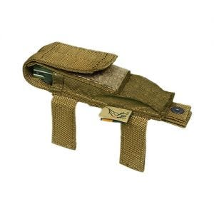 Flyye fodero per coltello MOLLE in Coyote Brown