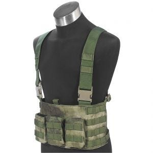 Flyye Chest Rig LAW ENF in A-TACS FG