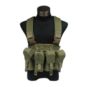 Flyye Chest Vest tattico LBT AK in Ranger Green