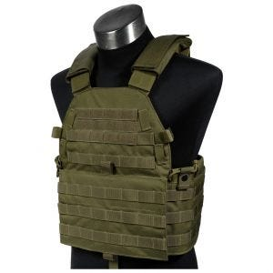 Flyye gilet tattico New MOLLE LT6094 in Ranger Green