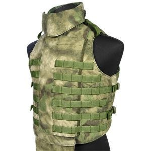 Flyye gilet tattico Outer Tactical Vest in A-TACS FG
