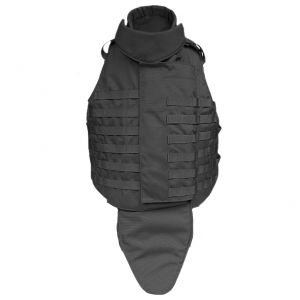 Flyye gilet tattico Outer Tactical Vest in nero