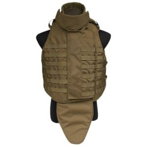 Flyye gilet tattico Outer Tactical Vest in Coyote Brown
