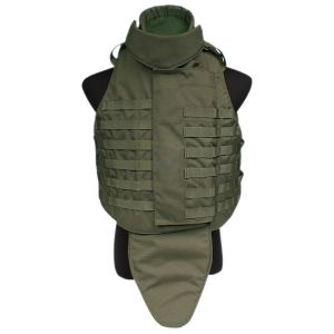 Flyye gilet tattico Outer Tactical Vest in Ranger Green