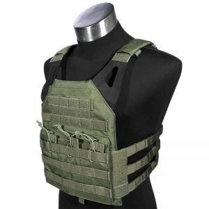 Flyye Plate Carrier Swift in Ranger Green