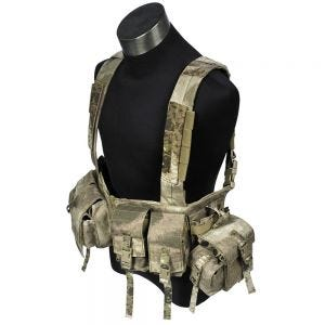 Flyye chest rig tattico a fascia LBT 1961G in A-TACS AU