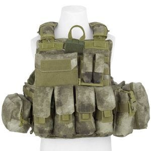 Flyye gilet multitasca Force Recon ver. Mar in A-TACS AU