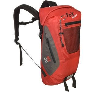 Fox Outdoor zaino impermeabile DRY PAK 20 in rosso