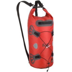 Fox Outdoor borsone impermeabile DRY PAK 30 in rosso
