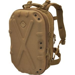 Hazard 4 zaino Pillbox Hardshell in Coyote