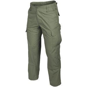 Helikon pantaloni CPU in verde oliva