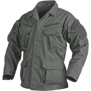 Helikon camicia SFU NEXT in policotone ripstop in Shadow Grey
