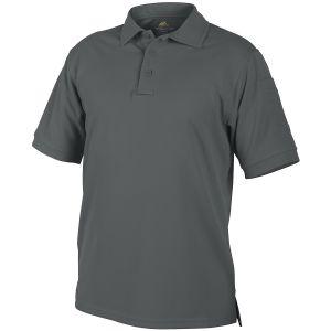 Helikon maglietta polo UTL in Shadow Grey