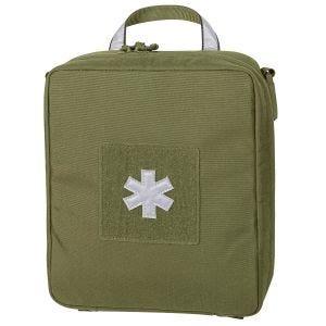 Helikon astuccio per kit di primo soccorso per veicoli in Olive Green