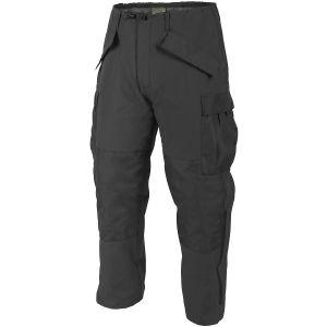 Helikon pantaloni ECWCS Generation II in nero