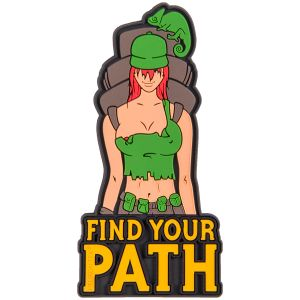 Helikon patch Find Your Patch in Olive Green