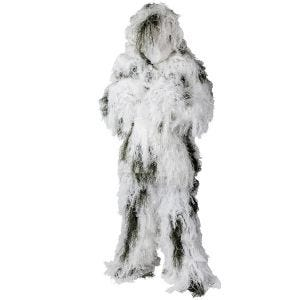 Helikon ghillie mimetico in Snow Camo