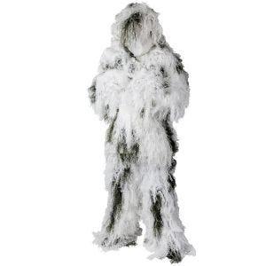 Helikon ghillie mimetico in Snow Camo
