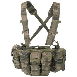 Helikon Chest Rig Guardian in A-TACS iX