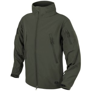 Helikon giacca softshell Gunfighter in Jungle Green