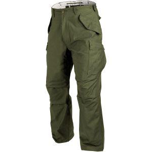 Helikon pantaloni Combat M65 in verde oliva