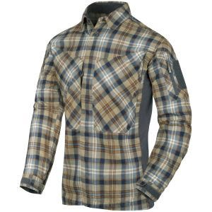 Helikon camicia MBDU in flanella Ginger Plaid