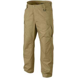 Helikon pantaloni SFU NEXT in policotone ripstop in Coyote