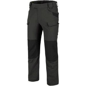 Helikon pantaloni Outdoor Tactical in Ash Grey/nero