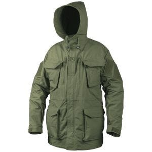 Helikon parka PCS in policotone ripstop in Olive Green