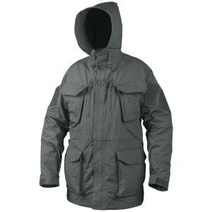 Helikon parka PCS in policotone ripstop in Shadow Grey
