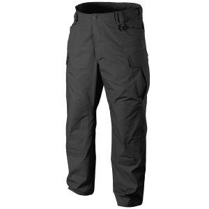 Helikon pantaloni SFU NEXT in saia di policotone in nero