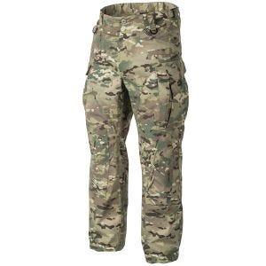 Helikon pantaloni SFU NEXT in policotone ripstop in Camogrom