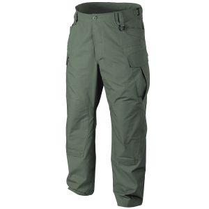Helikon pantaloni SFU NEXT in policotone ripstop in Olive Drab