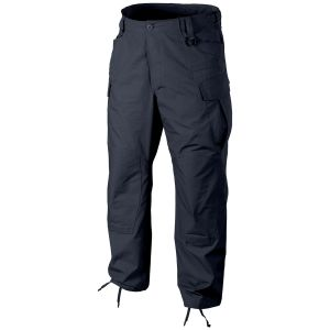 Helikon pantaloni SFU NEXT in policotone ripstop in Navy Blue